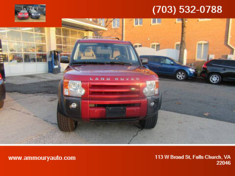 2008 Land Rover LR3 for sale in Falls Church, VA