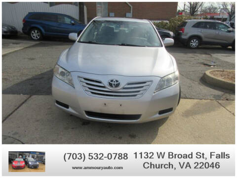 2009 Toyota Camry for sale in Falls Church, VA