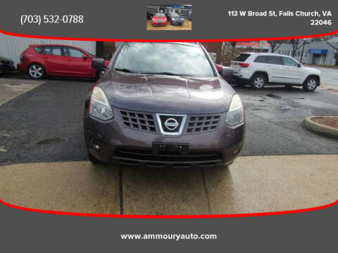 2008 Nissan Rogue for sale at Ammoury Auto LLC in Falls Church VA