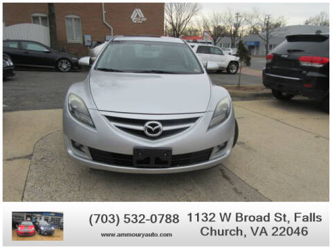 2011 Mazda MAZDA6 for sale at Ammoury Auto LLC in Falls Church VA