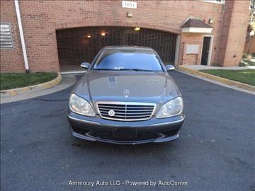 2005 Mercedes-Benz S-Class for sale in Falls Church, VA