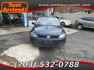 2011 Volkswagen Jetta for sale in Falls Church, VA