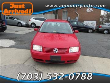 1999 Volkswagen Jetta for sale in Falls Church, VA