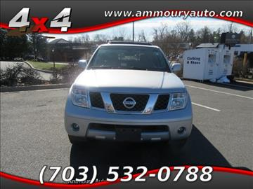 2006 Nissan Pathfinder for sale in Falls Church, VA