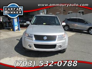 2012 Suzuki Grand Vitara for sale in Falls Church, VA