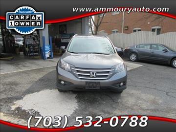 2012 Honda CR-V for sale in Falls Church, VA