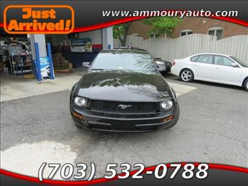2009 Ford Mustang for sale in Falls Church, VA
