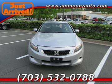 2010 Honda Accord for sale in Falls Church, VA