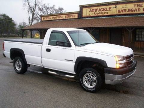 2006 Chevrolet Silverado 2500HD for sale in Noblesville, IN