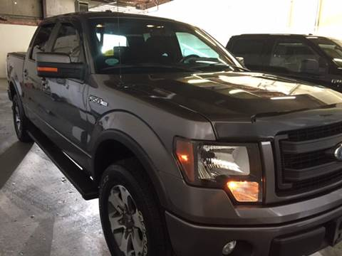 2014 Ford F-150 for sale in Dallas TX
