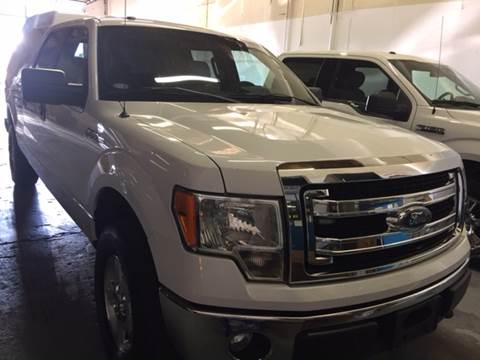 2014 Ford F-150 for sale in Dallas TX