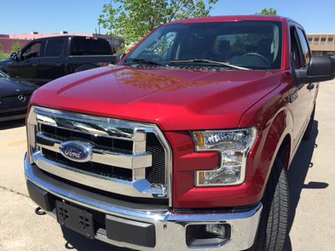 2015 Ford F-150 for sale in Dallas, TX