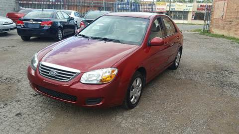 2009 Kia Spectra for sale in Detroit, MI