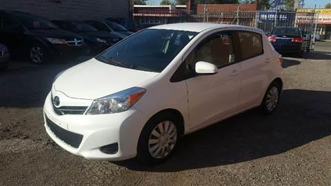 2014 Toyota Yaris for sale in Detroit, MI