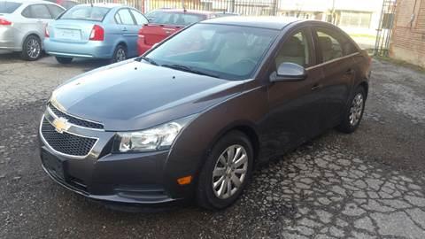 2011 Chevrolet Cruze for sale in Detroit, MI