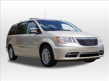 2015 Chrysler Town and Country for sale in Cleveland, OH