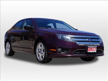 2011 Ford Fusion for sale in Cleveland, OH