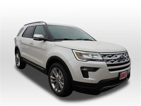 2019 Ford Explorer for sale in Cleveland, OH