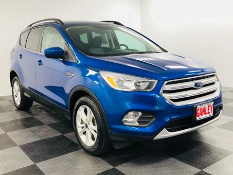 2018 Ford Escape for sale in Cleveland, OH