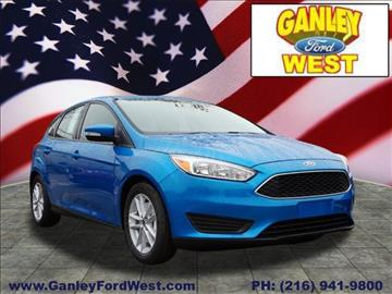 2016 Ford Focus for sale in Cleveland, OH
