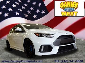 2017 Ford Focus for sale in Cleveland, OH