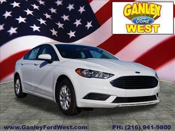 2017 Ford Fusion for sale in Cleveland, OH