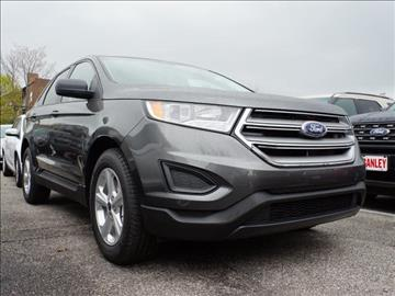 2017 Ford Edge for sale in Cleveland, OH