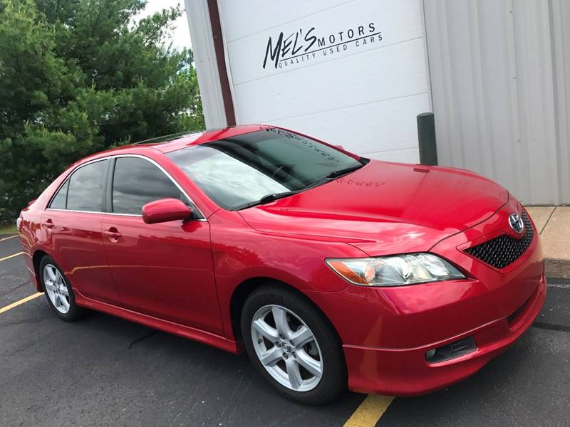 2007 Toyota Camry for sale at Mel's Motors in Nixa MO