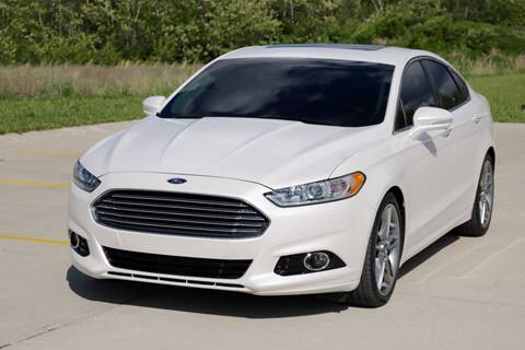 2014 Ford Fusion for sale at Mel's Motors in Nixa MO