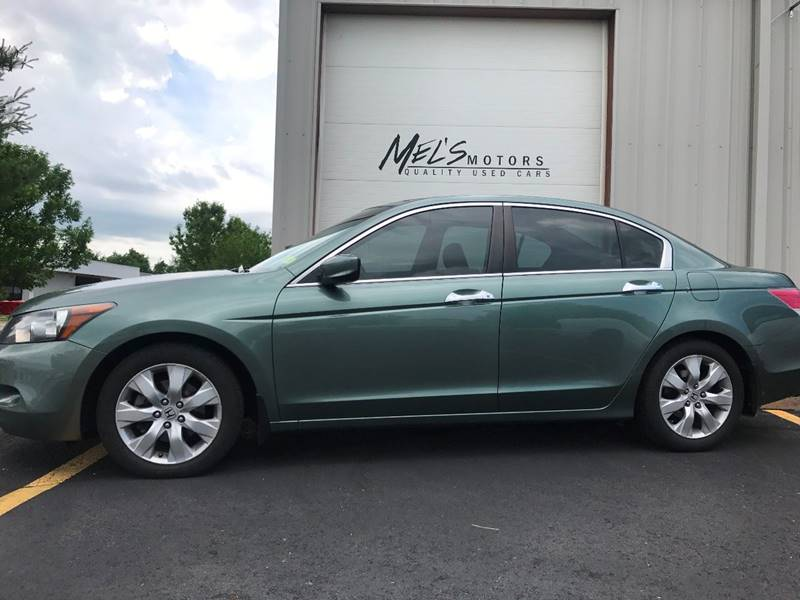 2010 Honda Accord For Sale At Melu0027s Motors In Nixa MO