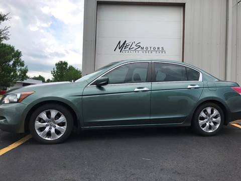 2010 Honda Accord for sale at Mel's Motors in Nixa MO