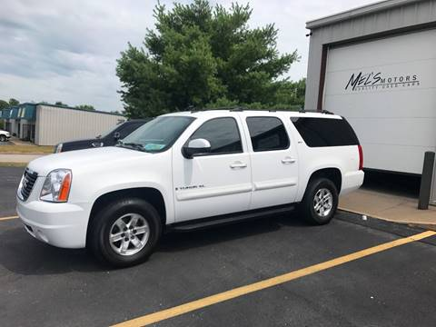 2007 GMC Yukon XL for sale at Mel's Motors in Nixa MO