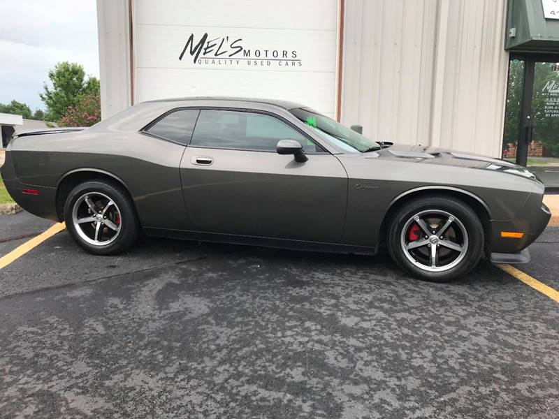 2010 Dodge Challenger for sale at Mel's Motors in Nixa MO