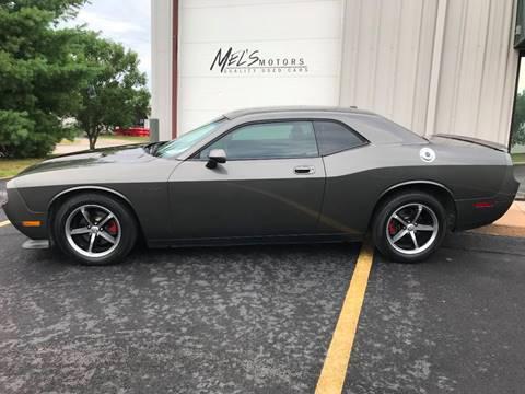2010 Dodge Challenger for sale at Mel's Motors in Nixa MO