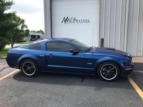 2008 Ford Mustang for sale at Mel's Motors in Nixa MO