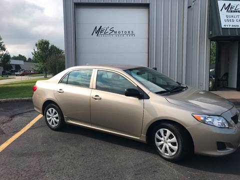 2009 Toyota Corolla for sale at Mel's Motors in Nixa MO