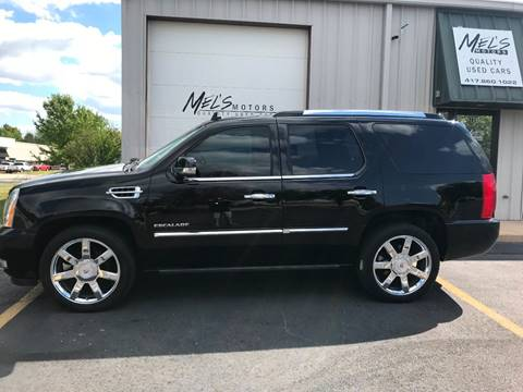 2010 Cadillac Escalade for sale at Mel's Motors in Nixa MO