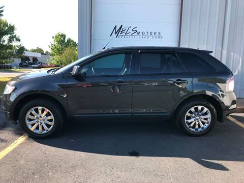 2007 Ford Edge for sale at Mel's Motors in Nixa MO