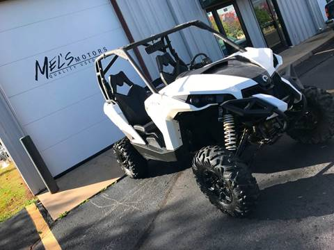 2015 Can-Am MAVERICK 1000 for sale at Mel's Motors in Nixa MO