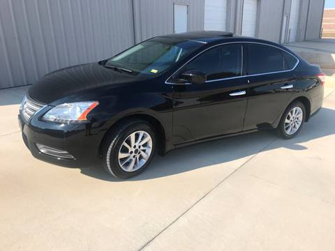 2015 Nissan Sentra for sale at Mel's Motors in Nixa MO