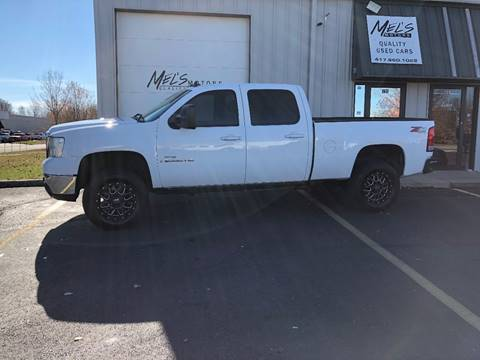 2007 GMC Sierra 2500HD for sale at Mel's Motors in Nixa MO