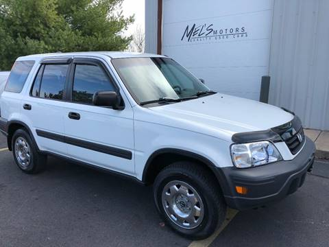 2000 Honda CR-V for sale at Mel's Motors in Nixa MO