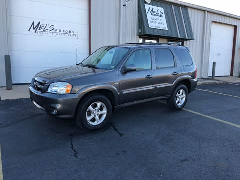 2005 Mazda Tribute for sale at Mel's Motors in Nixa MO