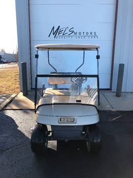 2002 E-Z-GO TXT for sale at Mel's Motors in Nixa MO