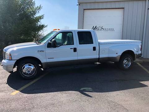 2006 Ford F-350 Super Duty for sale at Mel's Motors in Nixa MO