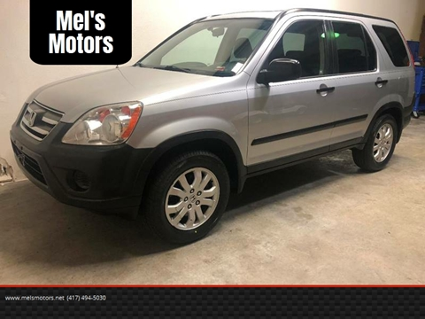 2005 Honda CR-V for sale at Mel's Motors in Nixa MO