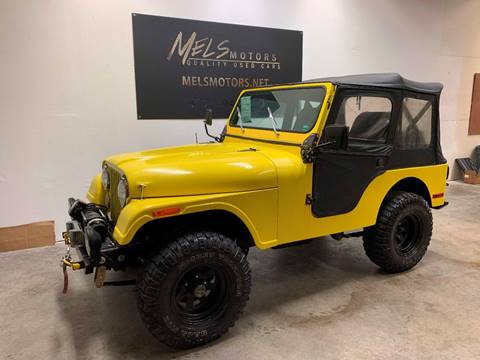 1979 Jeep CJ-5 for sale in Nixa, MO