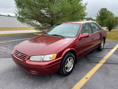 1999 Toyota Camry for sale at Mel's Motors in Nixa MO