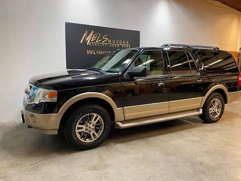 2010 Ford Expedition EL for sale at Mel's Motors in Nixa MO