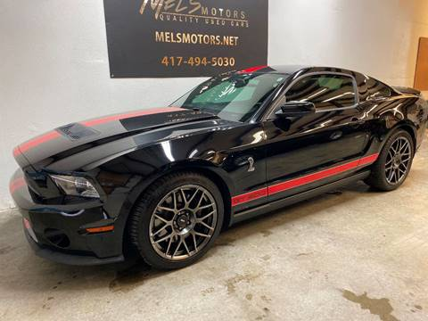 2011 Ford Shelby GT500 for sale in Nixa, MO